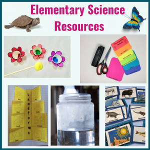 Elementary Resources for Science