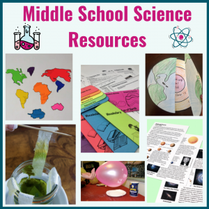 Middle School Science Resources