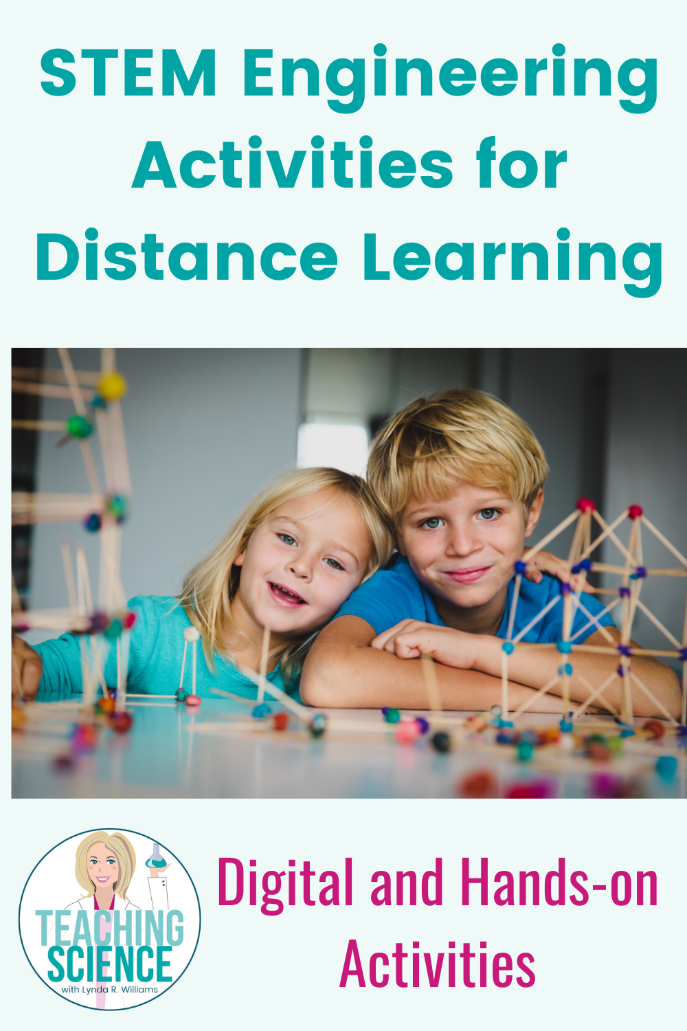 STEM Engineering Projects for Distance Learning