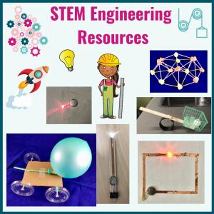 STEM Engineering activities