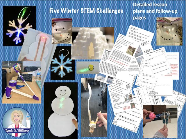 STEM Winter Challenges