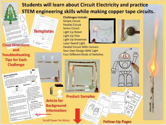 paper circuit project ideas