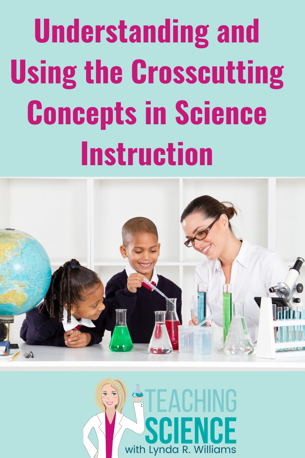 Understanding and Using the Crosscutting Concepts in Science Instruction