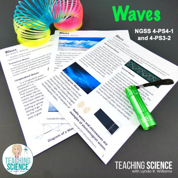 Waves Fourth Grade