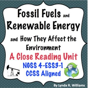 Fossil Fuels and Renewable energy