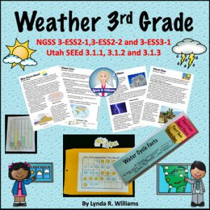 weather third grade