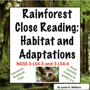 Rainforest Close Reading