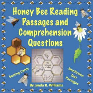honey bee reading passages
