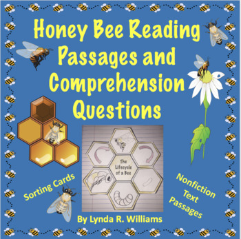 honey bee reading passages