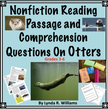 Otters Reading Passages