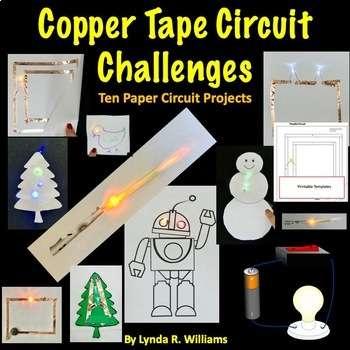 copper tape circuits