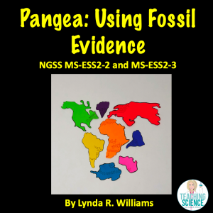 Pangea Fossil Evidence