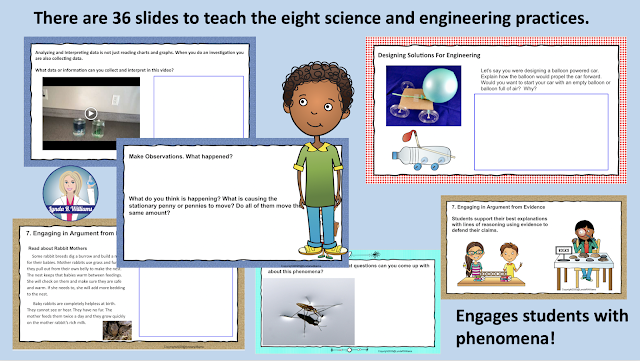 Science and Engineering Practices NGSS Online Unit