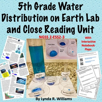 Water Distribution on Earth