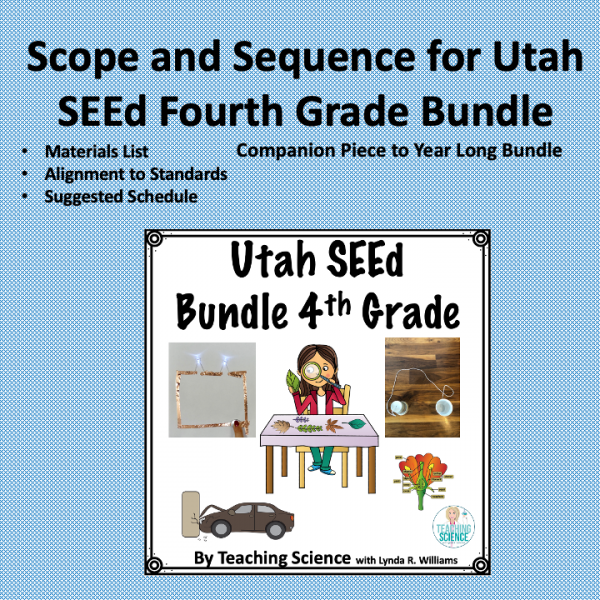 Uta SEEd Scope and Sequence