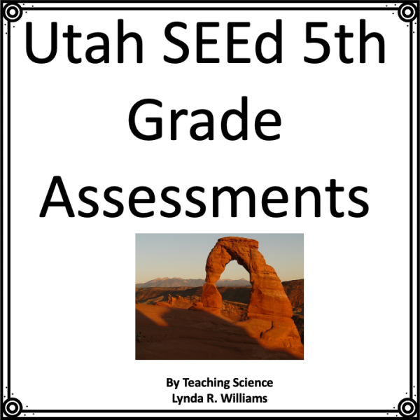 Utah SEEd Assessments fifth Grade