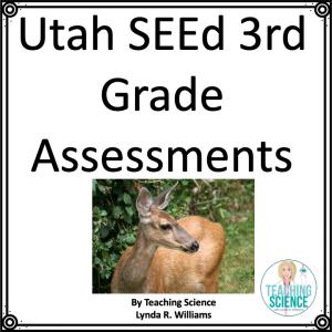 Utah SEEd Third Grade Assessment