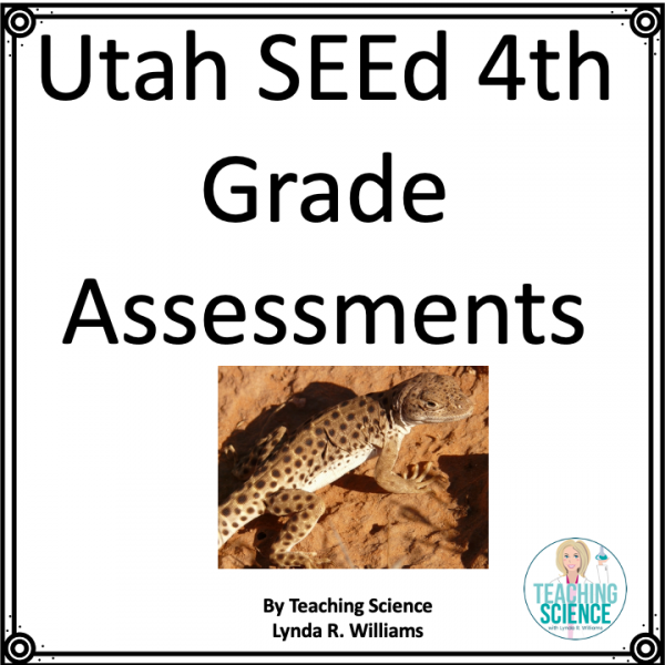 Utah SEEd Assessment 4th grade