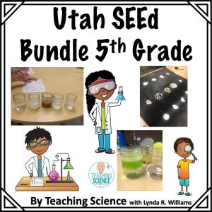 utah SEEd Bundle for Fifth Grade