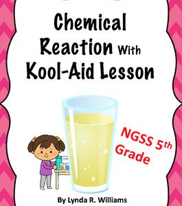 chemical reaction kool-aid