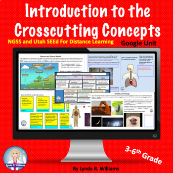 crosscutting concepts of NGSS