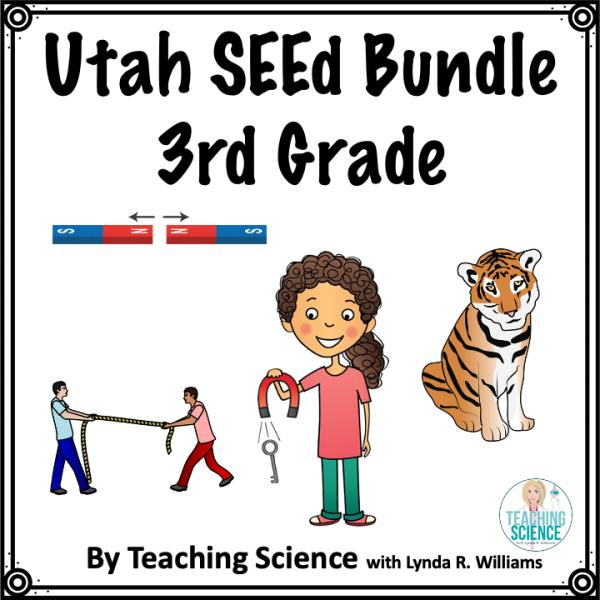 Utah SEEd Third-Grade Bundle