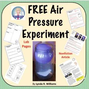 Air pressure esperiment