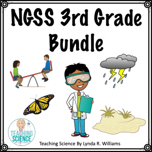 NGSS 3rd grade
