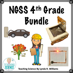 NGSS fourth grade