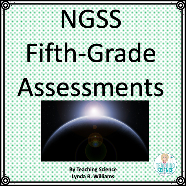 NGSS 5th grade assessment