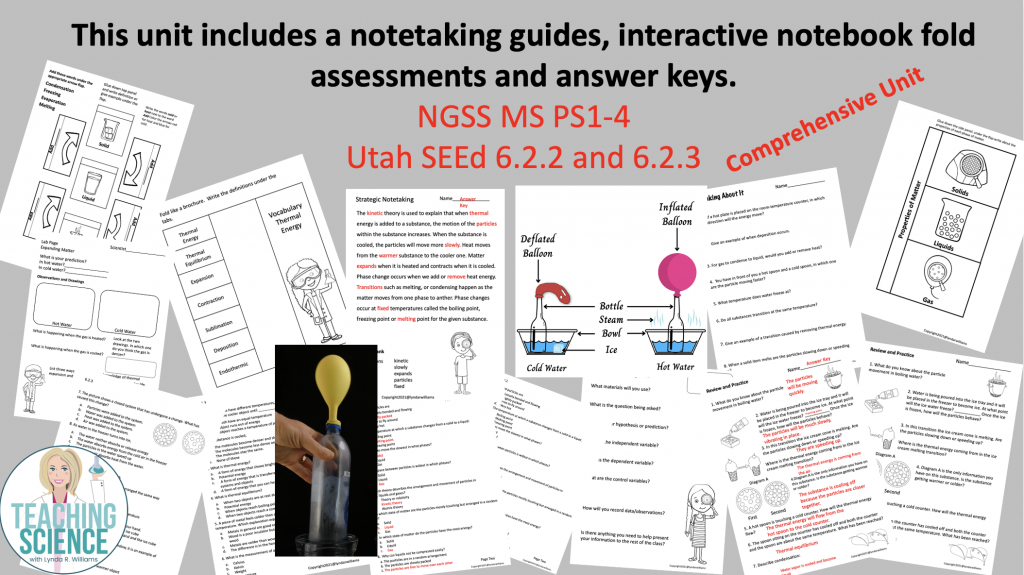 NGSS MS PS!-4