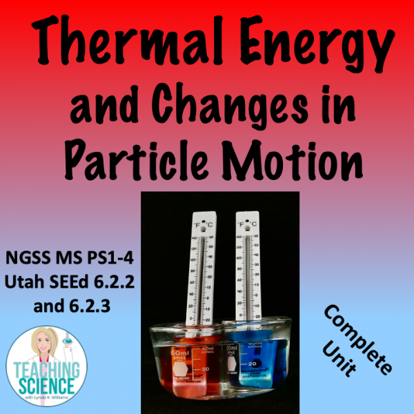 Thermal Energy and Particle Motion
