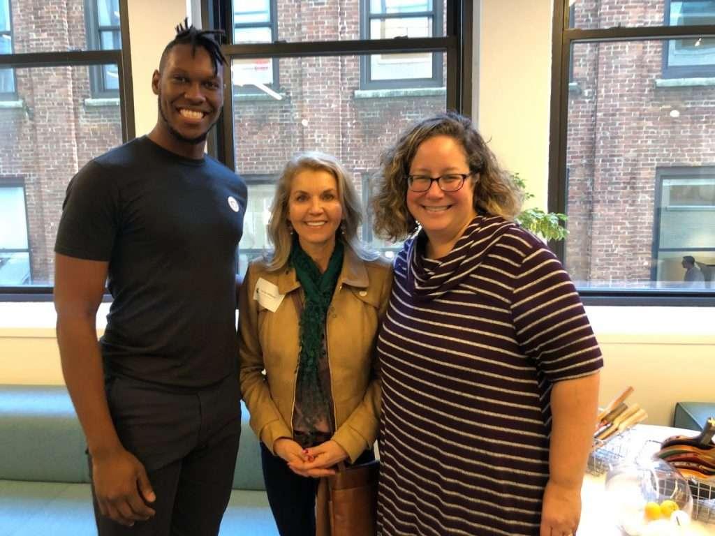 Teaching Science Lynda R. Williams visits TeachersPayTeachers Headquarters