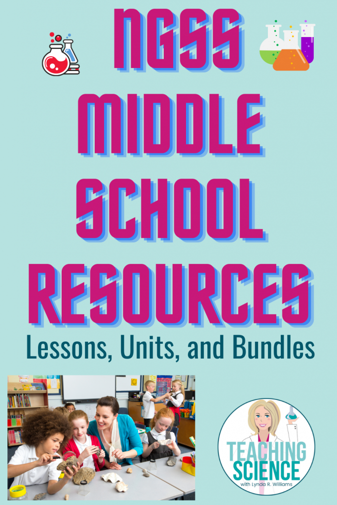 NGSS Middle School Respurces