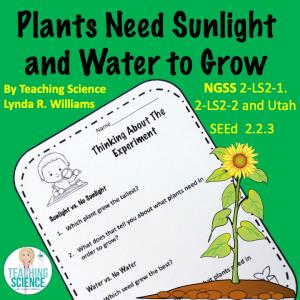 plants second grade