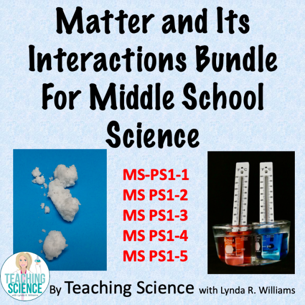 Matter and Its Interactions Bundle
