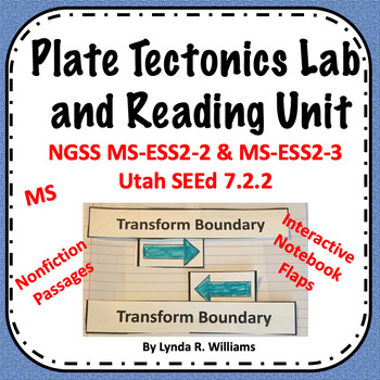 Plate Tectonics for Middle School
