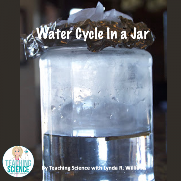 Water Cycle In a Jar