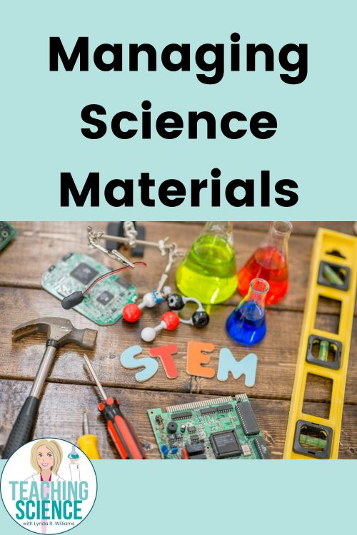 Three Tips for Managing Science Supplies