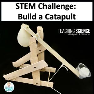 STEM catapult